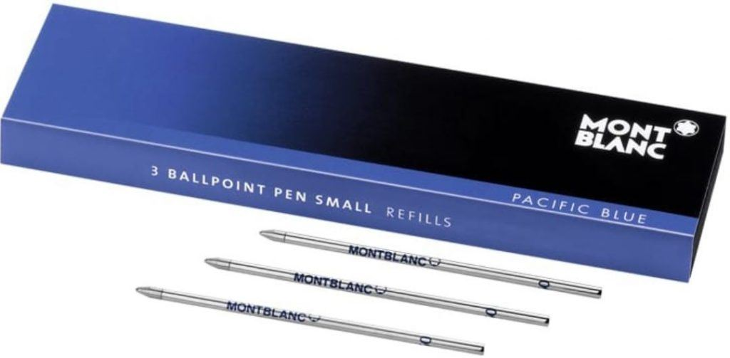 montblanc official refill
